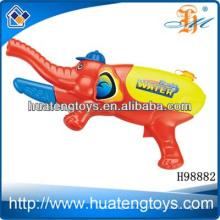 Brinquedos de moda pistola de água preta plástico para crianças H98882
