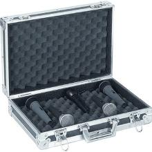 Etui en aluminium pour microphone