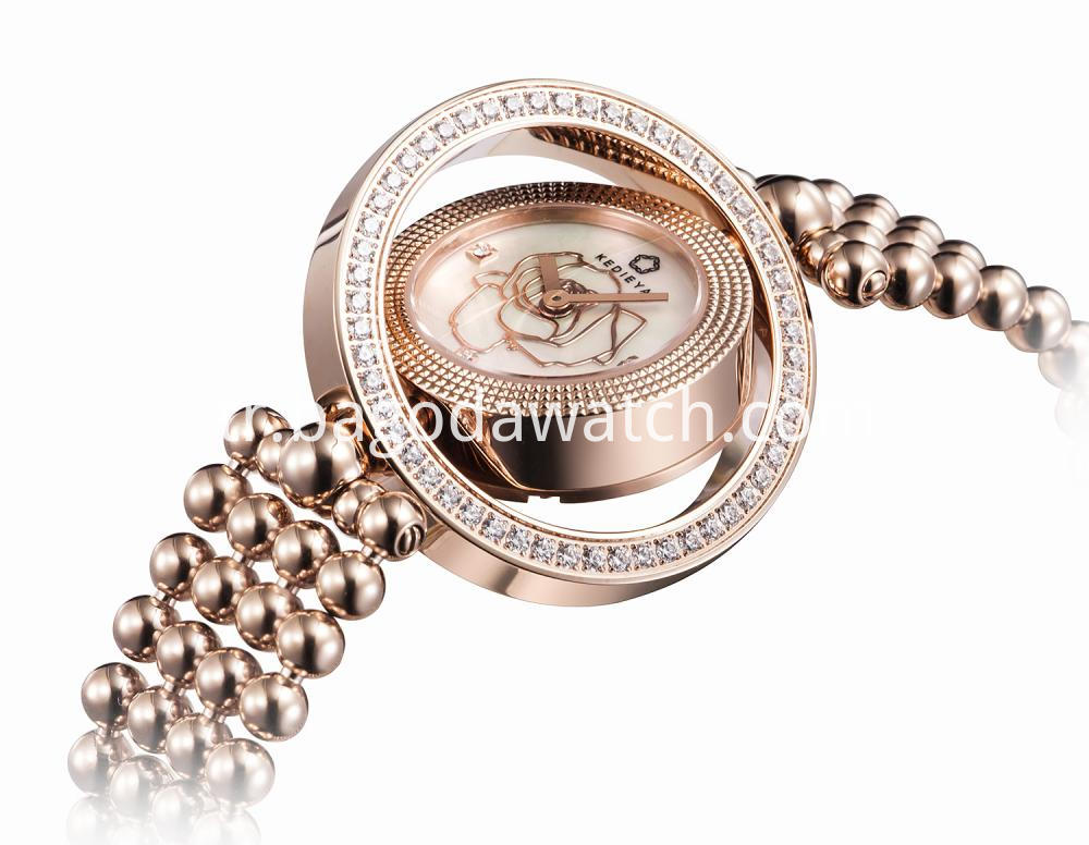 Stainless Steel Womens Watch