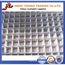 2015 galvanizado malha de arame soldado (fábrica e exportador)