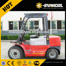 3 ton heli forklift/heli forklift of china/anhui heli forklift CPCD30
