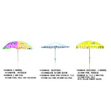 Wind Resist 840mmx8k Outdoor Advertising Beach Umbrella (YSBEA0026)