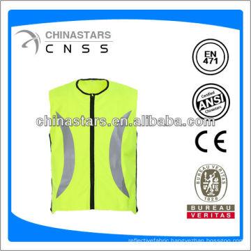fashion riding safety jacket