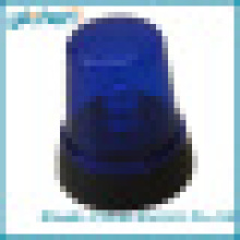 Blue Blinking Beacon Light in Clam-Shell