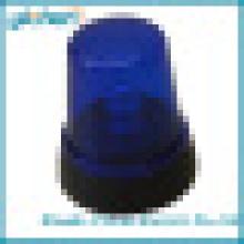 Luz de farol intermitente azul em Clam-Shell