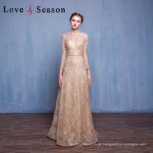 OB96219 vestido de alta moda melhor vestido de noite vestido de formatura