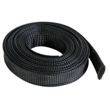 Luva trançada flexível do cabo do animal de estimação de 4mm