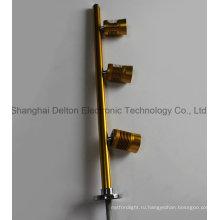 Гибкие светодиодные светильники для кабинетов используют светодиодный точечный светильник (DT-ZBD-001)