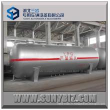 Mini 10m3 4.2t Réservoir de réservoir de gaz de réservoir de GPL