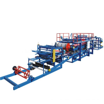 New design mineral rock eps sandwich panel roll forming equipment machine
