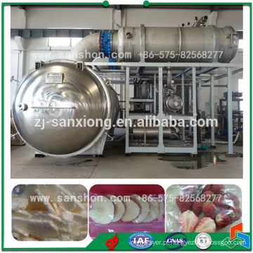 China Flower Rose Peony Crisântemo Freeze Dry Machine