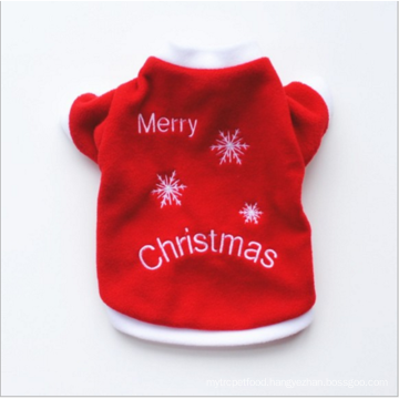 Christmas Dog Hoodie Clothes For Dog Pet