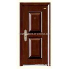 Stainless Steel Entry Door Security Door KKD-302 For Front Door Designs