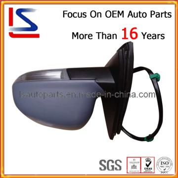 Espelho lateral de carro e automóvel para Vw Golf V 2003-2007 (LS-VB-089)