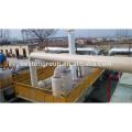 Чистых энергетических технологий! низкая цена полу-автоматическая отходов шин пиролиз завод 10т/сут.