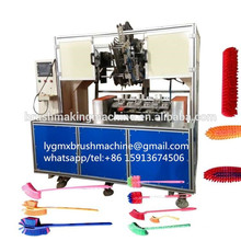 máquina de vassoura / máquina de tufagem de escova / barato máquina cnc de 5 eixos