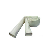 high quality cement fiber glass filter bag