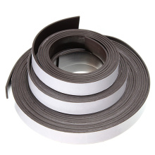 China for PVC Covered Rubber Magnet Flexible Self Adhesive Magnetic Strip Roll supply to Libya Exporter