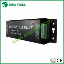 Various signal switch 3w dmx to spi decoder for led light