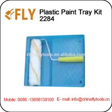 Blue Paint Tray Kit