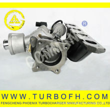 K03 06D145701D USED FOR A4 TURBO MANIFOLD