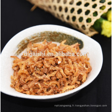 Crevettes lyophilisées