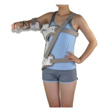 adjustable adult shoulder abduction bracket