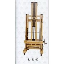 Chinois de chevalet, chevalet de l'artiste, chevalet bois, chevalet bois, usine de chevalet en Chine