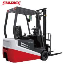 CPD15 1.5 tonne trois roues électrique chariot à piles avec bon prix
