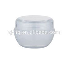round plastic container PP sample container 10g 20g 30g 40g