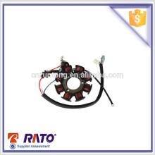 Peças de motocicleta para bobina magnética de motocicleta YBR 8 pólos fabricadas na China