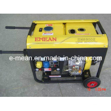 2-5kw Diesel Generator Sets with Wheels