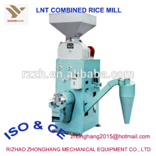 LNT type combined rice mill