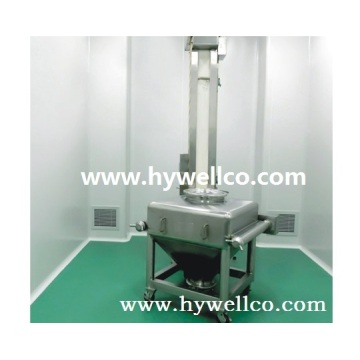 Automatic Lifting Bin Mixer