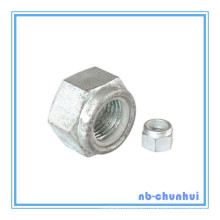 Hex Nut Nylon Lock Nut DIN 985