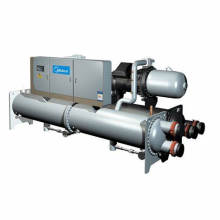 Midea enfriador de la industria 250-1300rt industrial water centrifugal chiller unit cooling machine China brand manufacturer