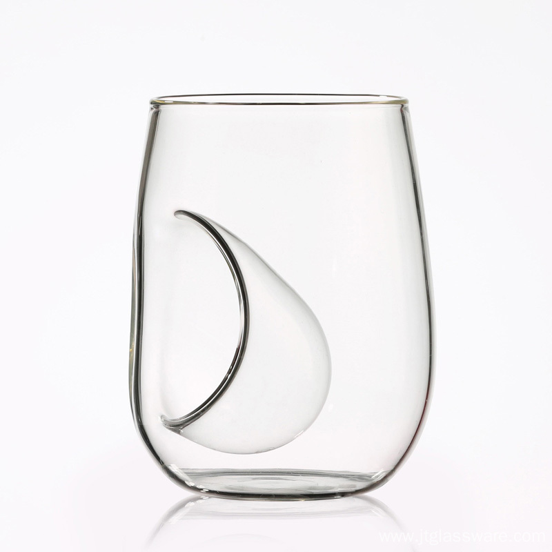 Hand Blown Gift Scrafts Glasses