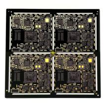 Ro4350B FR4 Hybrid Board PCBA