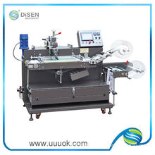 High precision roll to roll silk screen printing machine