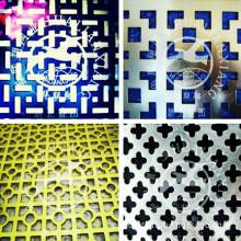 Square Mesh, Metal Mesh, Perforated Metal Mesh, Decorative Metal Mesh