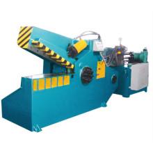 Оборудование для резки аллигатора из металлического лома