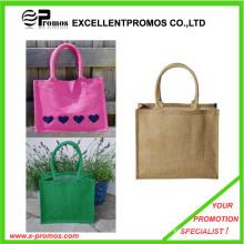 Eco-Friendly логотип Индивидуальные рекламные джута сумка (EP-B9062)