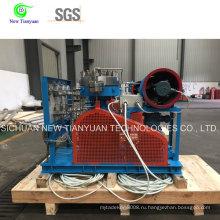 Ксенонный газовый мембранный компрессор для электронной промышленности