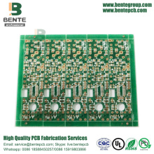 4-Layers Dificultad Multicapa Tablero 2oz PCB ENIG 2u