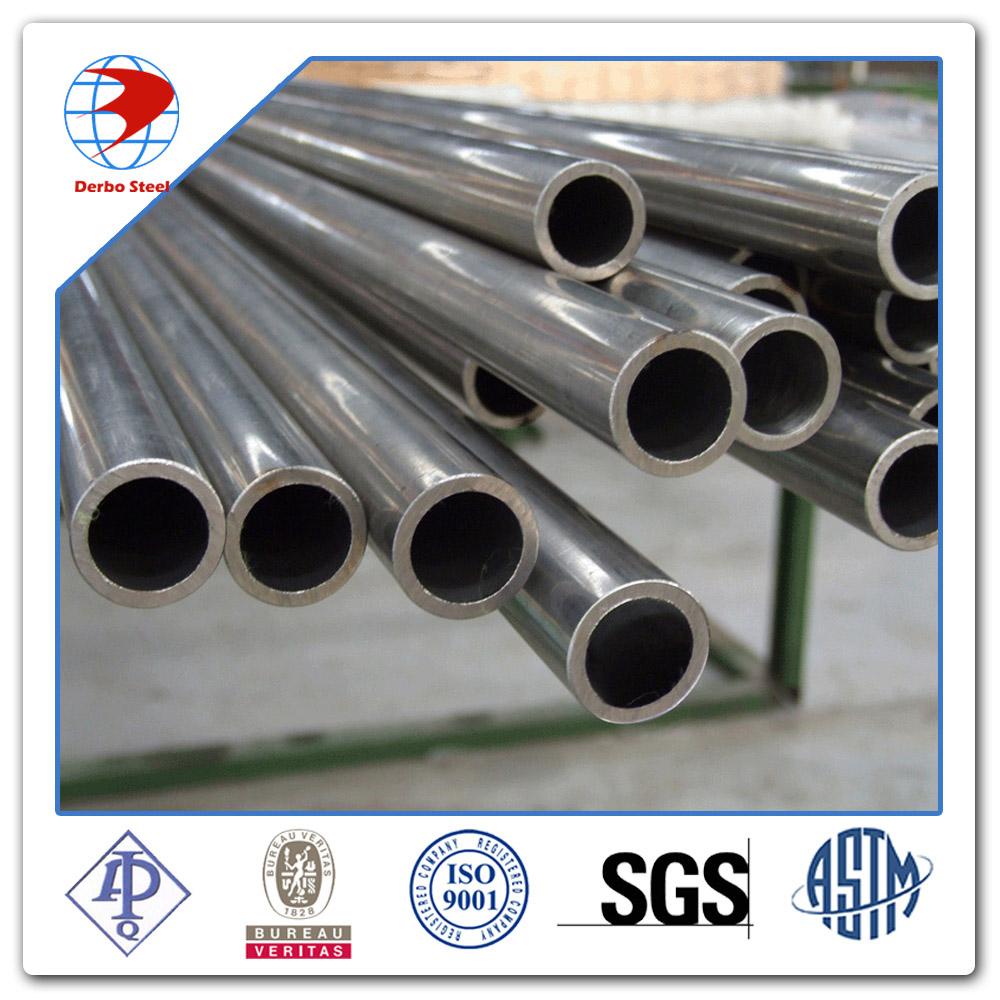 ASTM A376 TP310 السلس الفولاذ المقاوم للصدأ الأنابيب