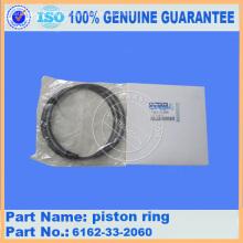 Komatsu D275 piston ring 6245-31-2010 for SAA6D170