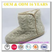 2016 cheaper snow winter cashmere boots for women