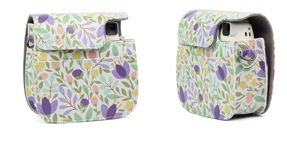 Colorful Forest Camera Bag