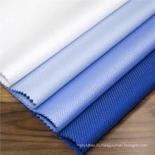 Окрашенная пряжей высококачественная ткань для офиса Добби