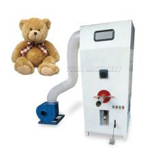 Automatic pillow filler machine/3D fiber filling pillow machine/ball fiber pillow filling machine price